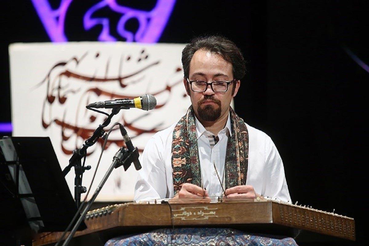 در اولین روز از جشنواره موسیقی فجر...